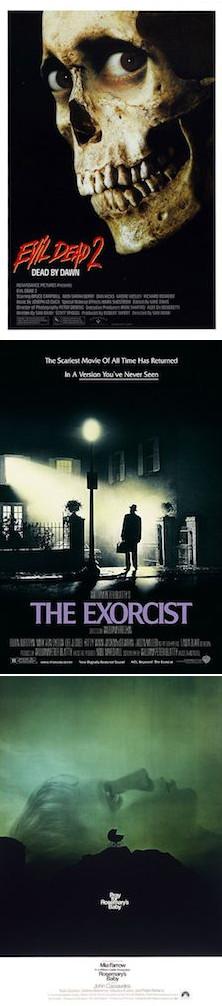 Evil Exorcist Baby
