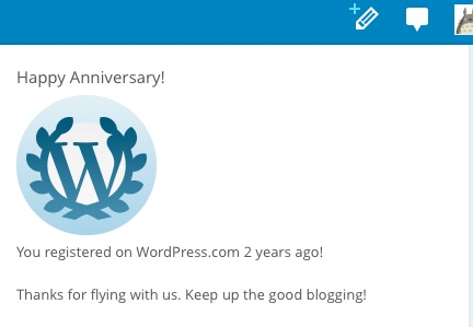 WordPressAnniversary