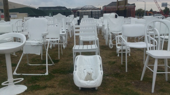 The 185 Chairs