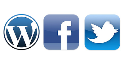 wordpress-facebook-twitter-logo-geekorner