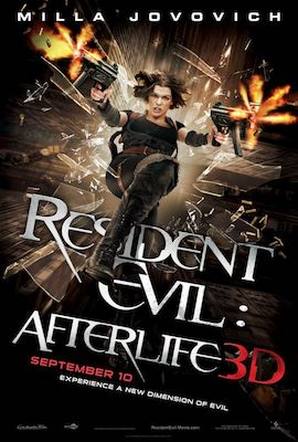 Directed by Paul WS Anderson. Stars Milla Jovovich, Ali Larter, Kim Coates, Wentworth Miller, Boris Kodjoe with Shawn Roberts