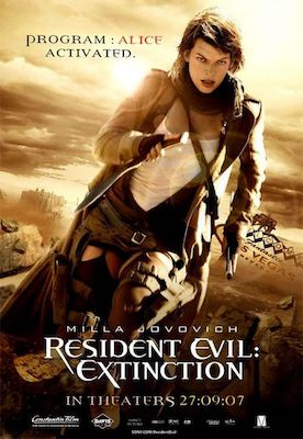 Directed by Russell Mulcahy. Stars Milla Jovovich, Ali Larter, Oded Fehr, Ashanti, Linden Ashby, Mike Epps with Jason O'Mara and Iain Glen